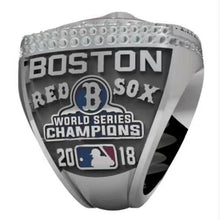 2018 Boston Red Sox World Series Championship Ring Replica (Fan Design) - Champ Rings USA