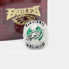 Philadelphia Eagles (2018) Replica Super Bowl Championship Ring - Champ Rings USA