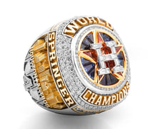 Houston Astros 2017 Replica World Series Championship Ring - Champ Rings USA