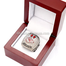 Kansas City Chiefs (2020) Super Bowl Championship Fan Ring