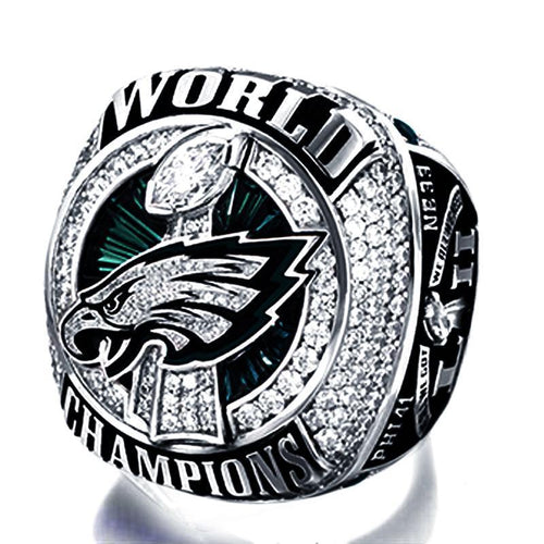 Philadelphia Eagles (2018) Replica Super Bowl Championship Ring