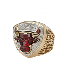 Ring - 1993 Chicago Bulls NBA Finals Championship Ring