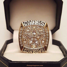 Dallas Cowboys (1995) Replica Super Bowl Ring - Champ Rings USA