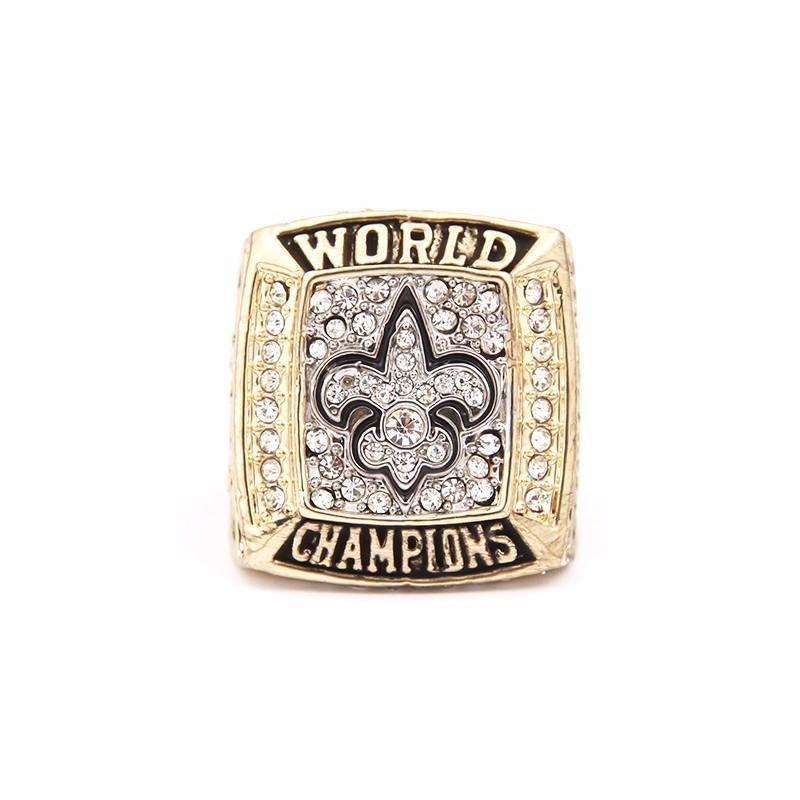 New Orleans Saints (2009) Replica Super Bowl Championship Ring - Champ Rings USA