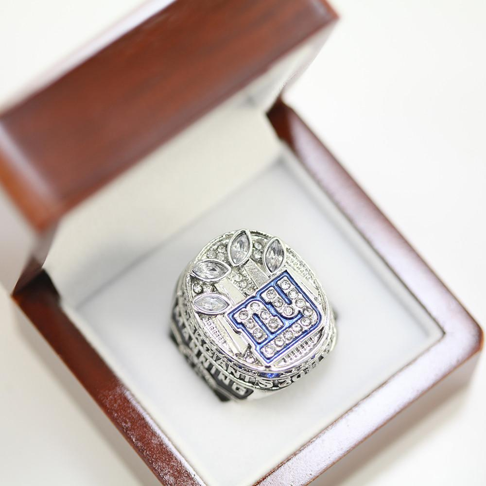 New York Giants (2011) Super Bowl Replica Championship Ring - Champ Rings USA