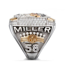 Denver Broncos (2015) Super Bowl Replica Championship Ring - Champ Rings USA