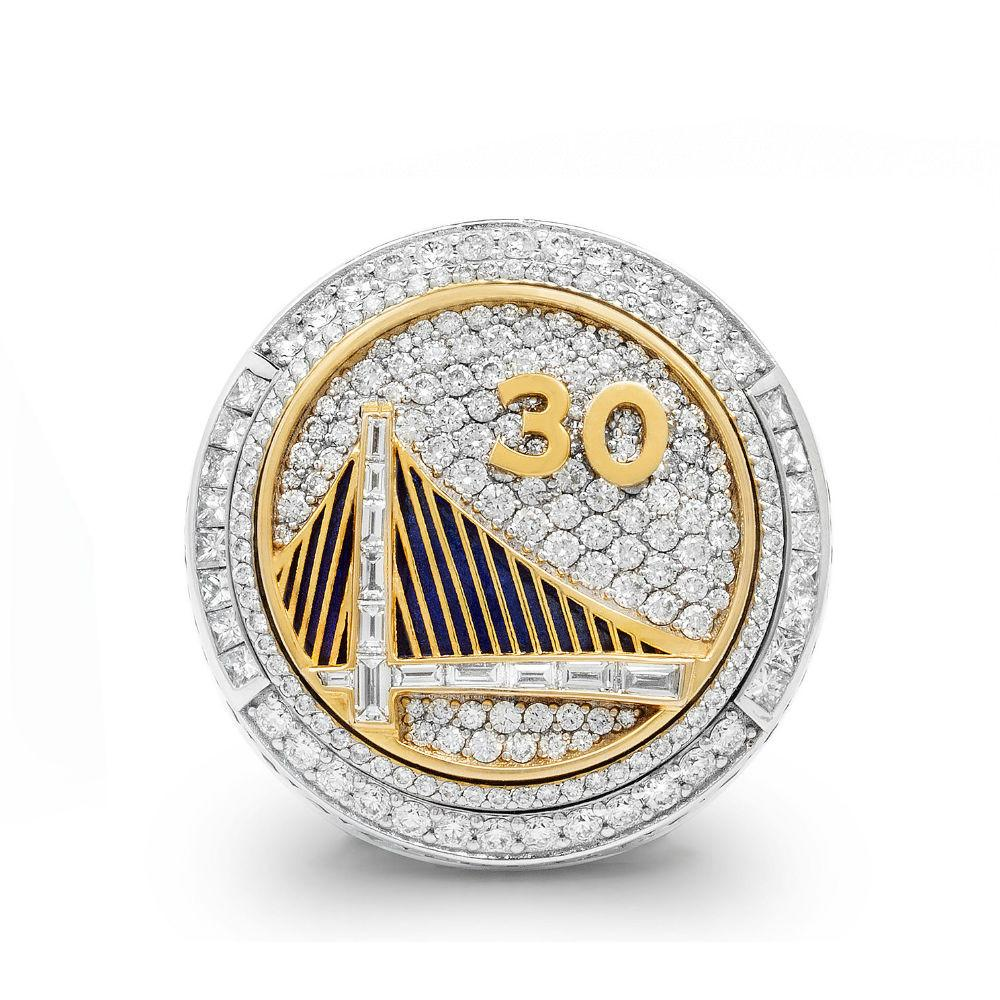 Ring - 2015 Golden State Warriors NBA Finals Championship Ring