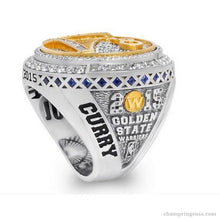 2015 Golden State Warriors Replica Championship Ring - Champ Rings USA