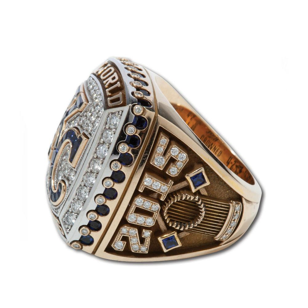 2015 Kansas City Royals - Champ Rings USA
