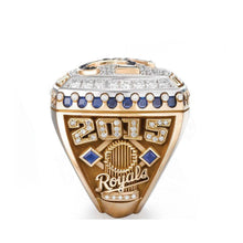 2015 Kansas City Royals World Series Replica Championship Ring - Champ Rings USA