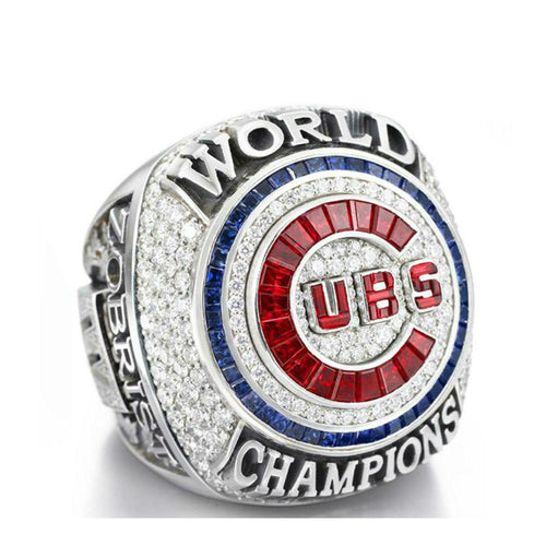 2016 Chicago Cubs World Series Championship Ring - Champ Rings USA