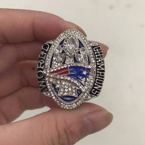 2017 New England Patriots Super Bowl Championship Ring - Champ Rings USA