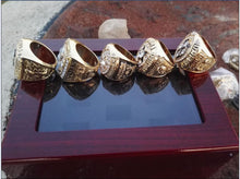 Dallas Cowboys Championships 5 Rings Set (1971/1977/1992/1993/1995) - Champ Rings USA
