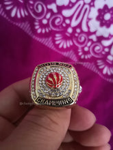 Toronto Raptors (2019) Replica NBA Championship Ring (Fan Ring) - Champ Rings USA