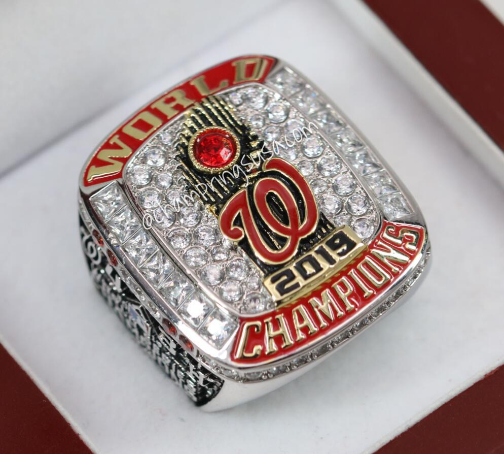 Washington Nationals (2019) World Series Championship Ring