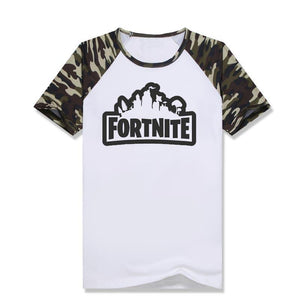 Fortnite Game T Shirt For Casual Short Sleeve Shirt