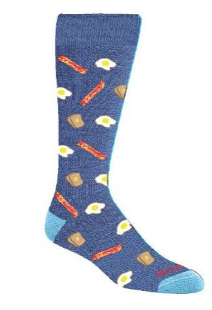 Eggs, Bacon, & Toast