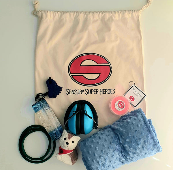 ANNOUNCING NEW SENSORY BREAK BAG