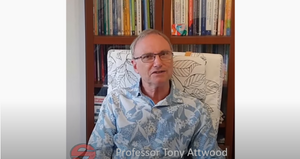 Tony Attwood Message to parents about their intuition