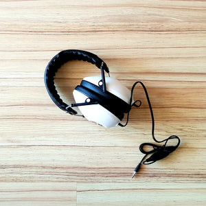 Earmuffs - Audio Headphones