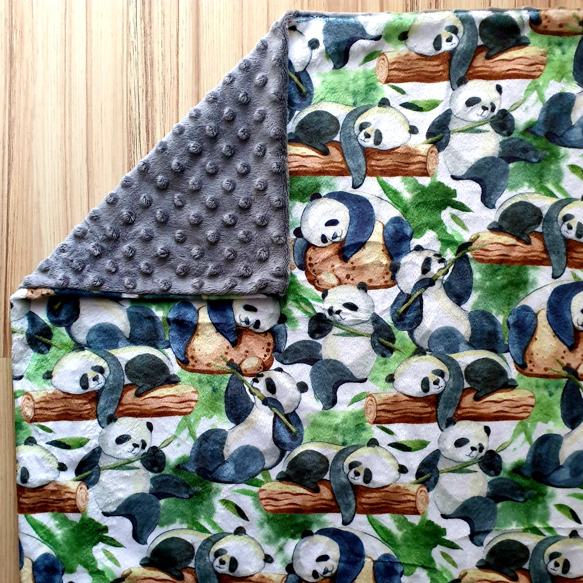 Plush Cover Only - for weighted blanket or crash bag