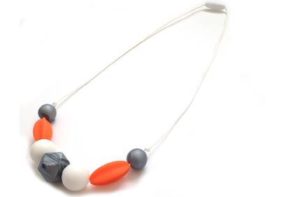 Chewable Necklace Beaded