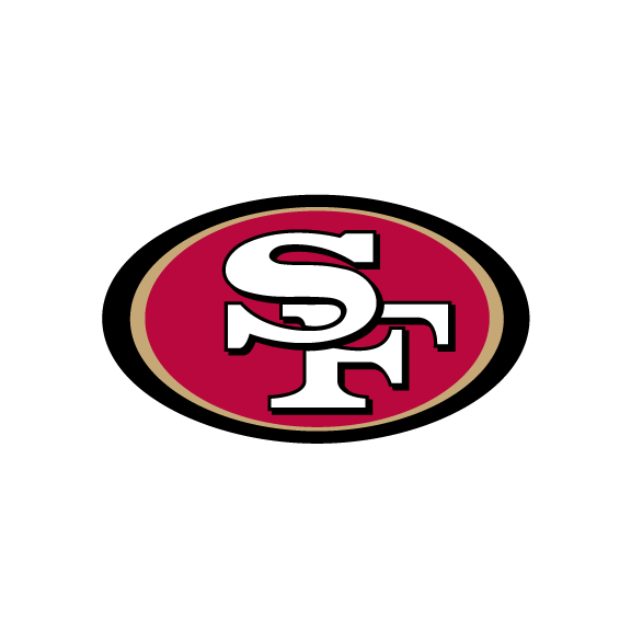 San Francisco 49ers Pool Noodles (3-Pack)