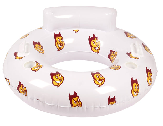 Arizona State University Sun Devils 48-inch Tube Inflatable Pool Float