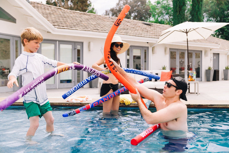 Los Angeles Lakers Pool Noodles (3-Pack)