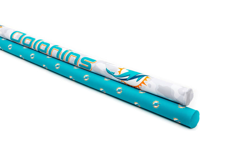 Miami Dolphins Pool Noodles (3-Pack)
