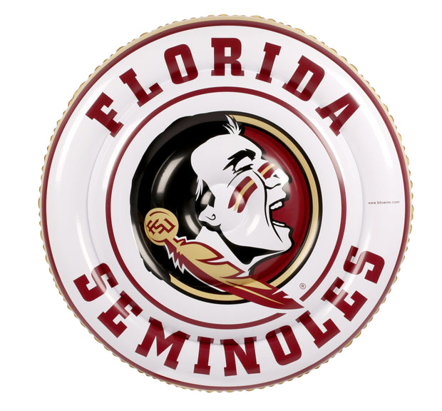 Florida State Seminoles 60-inch Large Round Island Pool Float