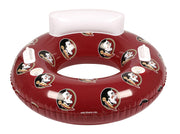 Florida State Seminoles 48-inch Inflatable Tube Pool Float