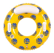 Golden State Warriors 48-inch Inflatable Tube Pool Float