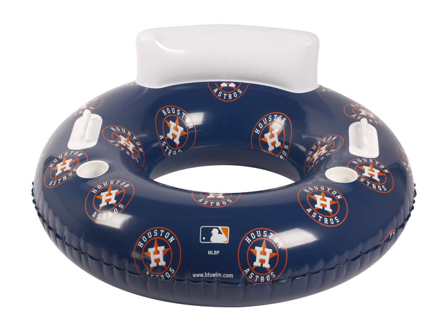 Houston Astros 48-inch Inflatable Tube Pool Float