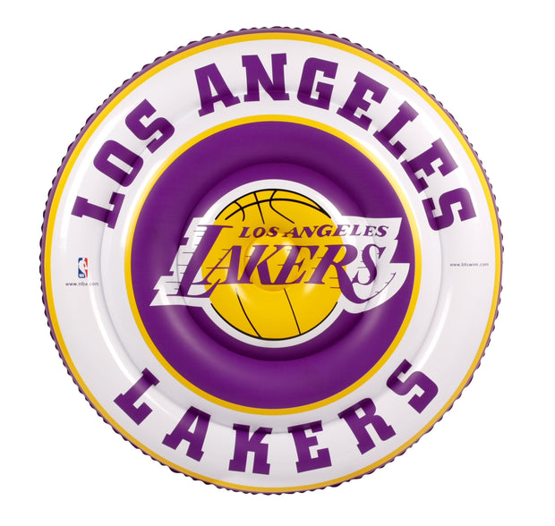 Los Angeles Lakers 60-inch Large Round Island Pool Float