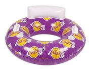 Los Angeles Lakers 48-inch Inflatable Tube Pool Float