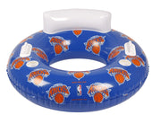 New York Knicks 48-inch Inflatable Tube Pool Float