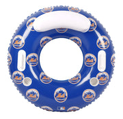 New York Mets 48-inch Inflatable Tube Pool Float