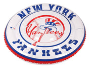 New York Yankees 60-inch Large Round Island Pool Float