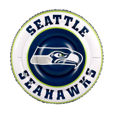 Seattle Seahawks 60-inch Large Round Island Pool Float