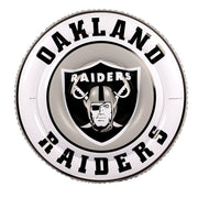 Oakland Raiders 60-inch Large Round Island Pool Float