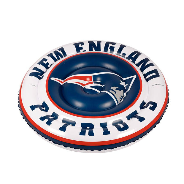 New England Patriots 60-inch Large Round Island Pool Float
