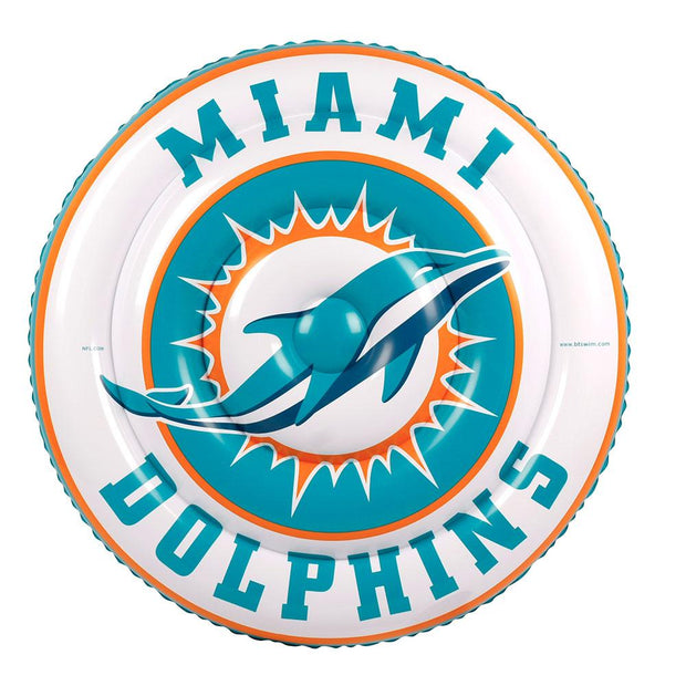 Miami Dolphins 60-inch Large Round Island Pool Float
