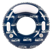 Seattle Seahawks 48-inch Inflatable Tube Pool Float