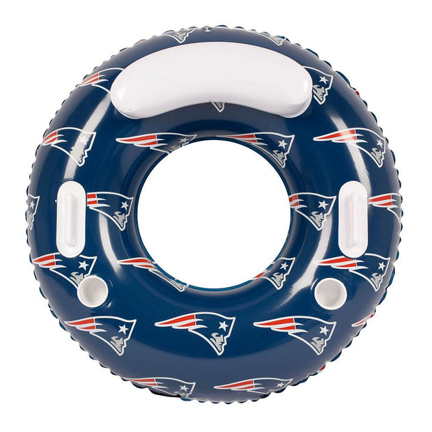New England Patriots 48-inch Inflatable Tube Pool Float