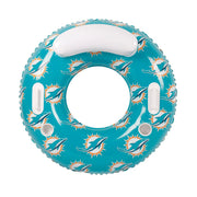 Miami Dolphins 48-inch Inflatable Tube Pool Float