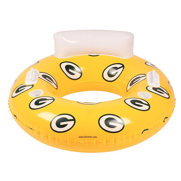 Green Bay Packers 48-inch Inflatable Tube Pool Float