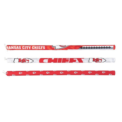 Kansas City Chiefs Pool Noodles (3-Pack)