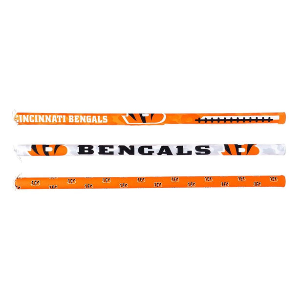 Cincinnati Bengals Pool Noodles (3-Pack)
