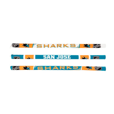 San Jose Sharks Pool Noodles (3-Pack)